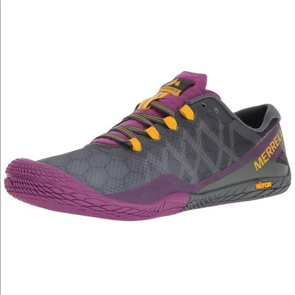 Merrell Womens Vapor Glove 3 Trail Runner